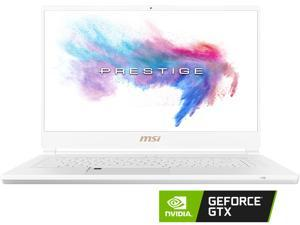 "MSI Laptop P65 Creator 8RF-442 Intel Core i7 8th Gen 8750H (2.20 GHz) 16 GB Memory 256 GB NVMe SSD NVIDIA GeForce GTX 1070 15.6"" Windows 10 Pro 64-Bit"