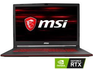 "MSI GL73 8SE-010 17.3"" 120 Hz Intel Core i7 8th Gen 8750H (2.20 GHz) NVIDIA GeForce RTX 2060 16 GB Memory 128 GB NVMe SSD 1 TB HDD Windows 10 Home 64-bit Gaming Laptop -- ONLY@ NEWEGG"