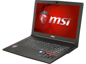"MSI GP62MVR LEOPARD PRO-1264 15.6"" IPS Intel Core i7 7th Gen 7700HQ (2.80 GHz) NVIDIA GeForce GTX 1060 16 GB Memory 256 GB SSD 1 TB HDD Windows 10 Home 64-bit Gaming Laptop"
