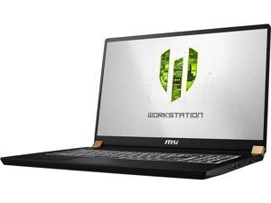 "MSI WS Series WS75 9TJ-002 Mobile Workstation Intel Core i7 9th Gen 9750H (2.60 GHz) 32 GB Memory 512 GB NVMe SSD NVIDIA Quadro T2000 17.3"" Windows 10 Pro 64-bit"