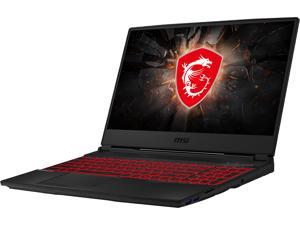 "MSI GL Series GL65 9SC-004 15.6"" Intel Core i5 9th Gen 9300H (2.40 GHz) NVIDIA GeForce GTX 1650 8 GB Memory 512 GB NVMe SSD Windows 10 Home 64-bit Gaming Laptop"