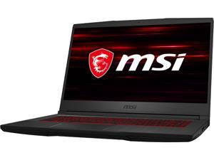 "MSI GF65 THIN 9SEXR-249 Gaming Laptop - 15.6"" 120 Hz IPS - Intel Core i5-9300H 2.40 GHz - NVIDIA GeForce RTX 2060 - 8 GB Memory 512 GB SSD - Windows 10 Home 64-bit"