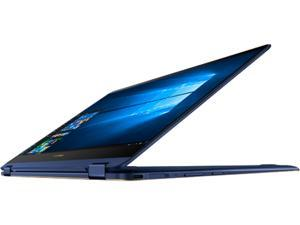 "ASUS Zenbook Flip S UX370UA-XH74T-BL Intel Core i7 8th Gen 8550U (1.80 GHz) 16 GB LPDDR3 Memory 512 GB SSD Intel UHD Graphics 620 13.3"" Touchscreen 1920 x 1080 Convertible 2-in-1 Laptop Windows 10 Pro"