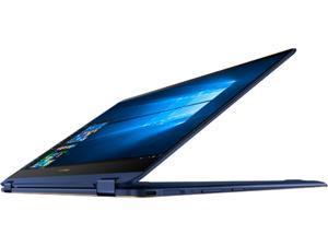 "ASUS Zenbook Flip S UX370UA-XH74T-BL Intel Core i7 8th Gen 8550U (1.80 GHz) 16 GB LPDDR3 Memory 512 GB SSD Intel UHD Graphics 620 13.3"" Touchscreen 1920 x 1080 Convertible 2-in-1 Laptop Windows 10 Pro"
