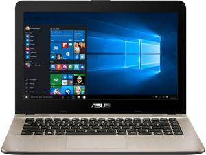 "ASUS VivoBook F441 Light and Powerful Laptop, AMD A9-9420 Dual Core Processor (Boost up to 3.60 GHz) with Radeon R5 Graphics, 8 GB DDR4 RAM, 1 TB HDD, 14"" FHD Display, Windows 10, F441BA-ES91"