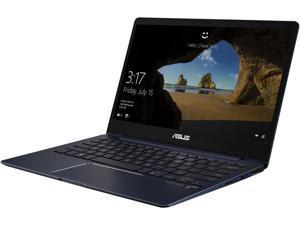 "ASUS ZenBook 13 UX331UN-WS51T Ultra-Slim Laptop 13.3"" FHD WideView Touch Display, 8th Gen Intel Core i5-8250U Processor, 8GB LPDDR3, 256 GB SSD, NVIDIA MX150, Windows 10, Backlit keyboard, Fingerprint"