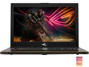 "ASUS ROG Zephyrus M (GM501GS-XS74) 15.6"" Ultra Slim Gaming Laptop, 144 Hz IPS-Type G-SYNC Panel, GeForce GTX 1070 8 GB, Intel Core i7-8750H (Up to 3.9 GHz), 256 GB PCIe SSD + 1 TB SSHD, 16 GB DDR4"