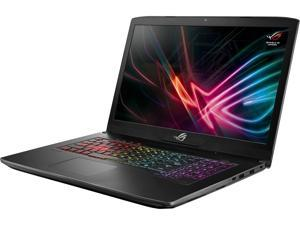 "ASUS ROG Strix Scar Edition 17.3"" Gaming Laptop, 8th-Gen 6-Core Intel Core i7-8750H Processor (Up to 3.9 GHz), GeForce GTX 1050 Ti 4 GB, 120 Hz 3 ms Display, 16 GB DDR4, 128 GB PCIe SSD + 1 TB SSHD"