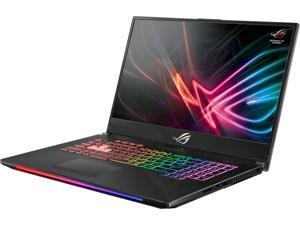 "ASUS GL704GM-DH74 17.3"" 144 Hz IPS Intel Core i7 8th Gen 8750H (2.20 GHz) NVIDIA GeForce GTX 1060 16 GB Memory 256 GB PCIe NVMe SSD 1 TB HDD Windows 10 Home 64-bit Gaming Laptop"