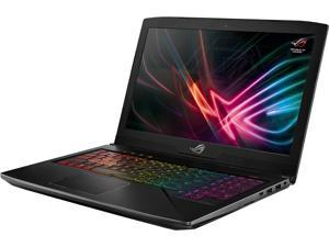 "ASUS ROG STRIX Scar Edition 120 Hz Display GL503VD-EB72 15.6"" Gaming Laptop, Intel Core i7-7700HQ Processor (up to 3.8 GHz), GTX 1050 4 GB, 8 GB DDR4, 128 GB PCIEG3x4 NVMe SSD + 1 TB Hybrid Drive"