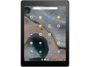 "ASUS Chromebook Tablet CT100, 9.7"" QXGA (1536 x 2048) Touchscreen, OP1 6-Core Processor, 4 GB RAM, 32 GB eMMC, Rugged Military-Spec 810G, Dark Grey, K-12, Chrome OS, Includes Stylus, CT100PA-YS02T"