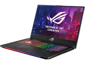"ASUS ROG Strix SCAR II Gaming Laptop, 17.3"" 144 Hz IPS-Type Full HD, NVIDIA GeForce RTX 2070 8 GB, Intel Core i7-8750H Processor, 16 GB DDR4 RAM, 512 GB PCIe SSD, RGB KB, Windows 10 - GL704GW-PS74"