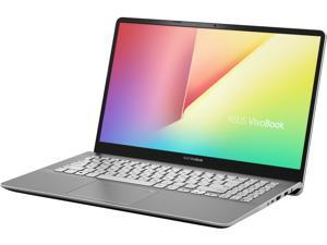 "ASUS VivoBook Slim and Portable Laptop, 15.6"" FHD, Intel Core i7-8565U CPU, 8 GB DDR4, 256 GB SSD + 1 TB HDD, NanoEdge, NVIDIA GeForce MX150, Gun Metal Grey, Windows 10, S530FN-BH73"