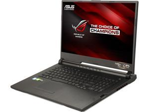 "ASUS ROG Strix Hero III (2019) Gaming Laptop, 17.3"" 144 Hz IPS Type FHD, NVIDIA GeForce RTX 2070, Intel Core i7-9750H, 16 GB DDR4, 512 GB PCIe NVMe SSD, Per-Key RGB KB, Windows 10 Pro, G731GW-XB74"