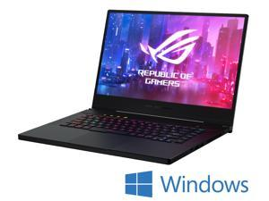 "Asus - Gaming laptop - 15.6"" FHD IPS 240 Hz G-Sync, Intel Core i7-9750H, NVIDA GeForce RTX 2070, 16 GB DDR4 RAM, 1 TB SSD, Per-key RGB, Windows 10 Pro, ROG Zephyrus S (GX502GW-XB76)"