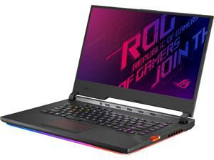 "ASUS ROG Strix Scar III (2019) Gaming Laptop, 15.6"" 240 Hz 3 ms IPS Type FHD, NVIDIA GeForce RTX 2070, Intel Core i9-9880H, 32 GB DDR4, 1 TB PCIe NVMe SSD, Per-Key RGB KB, Windows 10 Pro, G531GW-XB96"