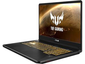 "ASUS - Gaming Laptop - 17.3"" 120 Hz IPS-type - AMD Ryzen 7 3750H (up to 4.0 GHz) - NVIDIA GeForce GTX 1660 Ti - 16 GB DDR4 RAM - 512 GB SSD - Gigabit Wi-Fi 5 - Windows 10 Home - TUF (TUF705DU-KH74)"