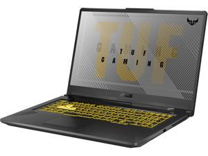 "ASUS TUF Gaming A17 Gaming Laptop, 17.3"" 120 Hz Full HD IPS-Type, AMD Ryzen 7 4800H, GeForce GTX 1660 Ti, 16 GB DDR4, 1 TB PCIe SSD, Gigabit Wi-Fi 5, Windows 10 Home, TUF706IU-AS76"