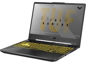 "ASUS TUF Gaming A15 Gaming Laptop, 15.6"" 144 Hz Full HD IPS-Type, AMD Ryzen 7 4800H, GeForce GTX 1660 Ti, 16 GB DDR4, 512 GB PCIe SSD, Gigabit Wi-Fi 5, Windows 10 Home, TUF506IU-ES74"