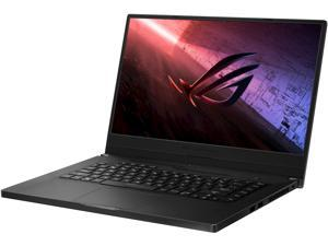 "ROG Zephyrus G15 (2020) Ultra Slim Gaming Laptop, 15.6"" 240 Hz PANTONE Validated FHD, GeForce RTX 2060, AMD Ryzen 7 4800HS, 16 GB DDR4, 1 TB PCIe NVMe SSD, Gig+ Wi-Fi 6, Windows 10 Pro, GA502IV-XS76"
