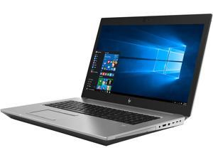 "HP ZBook 17 G5 Mobile Workstation Intel Core i5 8th Gen 8300H (2.30 GHz) 8 GB Memory 256 GB SSD 17.3"" Windows 10 Pro"