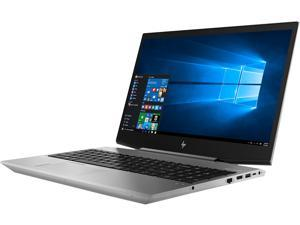 "HP ZBook 15v G5 Mobile Workstation Intel Xeon E-2176M (2.70 GHz) 16 GB Memory 256 GB SSD NVIDIA Quadro P600 15.6"" Windows 10 Pro 64-bit"