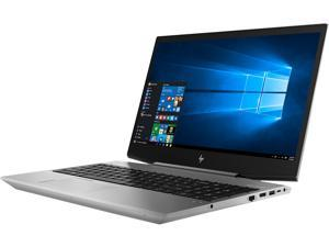 "HP ZBook 15v G5 Mobile Workstation Intel Core i7 8750H (2.20 GHz) 16 GB Memory 256 GB SSD NVIDIA Quadro P600 15.6"" Windows 10 Pro 64-bit"