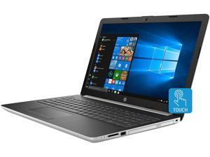 "HP Laptop 15-da0065cl Intel Core i5 8th Gen 8250U (1.60 GHz) 8 GB Memory 2 TB HDD Intel UHD Graphics 620 15.6"" Touchscreen Windows 10 Home 64-bit"