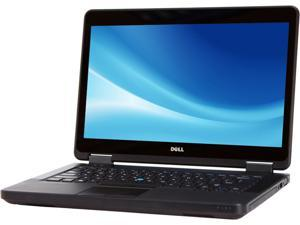 "DELL Laptop Latitude E5440 Intel Core i7 4th Gen 4600U (2.10 GHz) 8 GB Memory 500 GB HDD Intel HD Graphics 4400 14.0"" Windows 10 Pro 64-Bit"