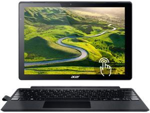 "Acer Switch Alpha 12 SA5-271P-74E1 Intel Core i7 6th Gen 6500U (2.50 GHz) 8 GB Memory 256 GB SSD 12"" Touchscreen 2160 x 1440 2-in-1 Laptop Windows 10 Pro 64-Bit"