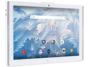 "Acer Iconia One 10 B3-A40-K5EJ MTK MT8167B (1.30 GHz) 2 GB Memory 32 GB Flash Storage 10.1"" 1280 x 800 Tablet PC Android"