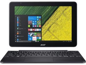 "Acer One 10 S1003-15NJ 10.1"" Touchscreen LCD 2 in 1 Notebook - Intel Atom x5 x5-Z8350 Quad-core (4 Core) 1.44 GHz - 2 GB DDR3L SDRAM - 64 GB Flash Memory - Windows 10 Home 32-bit - 1280 x 800 - In-..."
