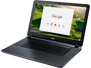 "Acer Chromebook 15 CB3-532-C4ZZ Chromebook Intel Celeron N3060 (1.60 GHz) 4 GB LPDDR3 Memory 32 GB Internal Storage 15.6"" Chrome OS"