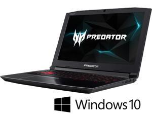 "Acer Predator Helios 300 PH315-51-74V4 15.6"" 144 Hz FHD IPS GTX 1060 6 GB VRAM i7-8750H 16 GB Memory 1 TB HDD + 256 GB SSD Windows 10 Home Gaming Laptop"