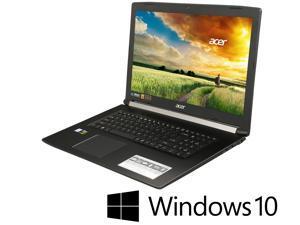 "Acer Aspire 7 17.3"" IPS FHD GTX 1060 6GB VRAM 8th Gen Intel 6-core i7-8750H 16 GB Memory 256 GB SSD Windows 10 Home VR Ready Gaming Laptop A717-72G-700J - ONLY @ NEWEGG"