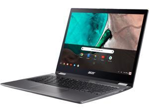 "Acer Chromebook Spin 13 CP713-1WN-55HT 13.5"" Touchscreen LCD 2 in 1 Chromebook - Intel Core i5 (8th Gen) i5-8250U Quad-core (4 Core) 1.60 GHz - 8 GB LPDDR3 - 64 GB Flash Memory - Chrome OS - 2256 x..."