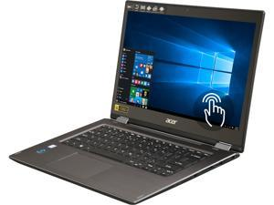 "Acer Spin 3 SP314-51-59NM Intel Core i5 8th Gen 8250U (1.60 GHz) 8 GB Memory 256 GB SSD Intel UHD Graphics 620 14"" Touchscreen 1920 x 1080 2-in-1 Laptop Windows 10 Home 64-bit"
