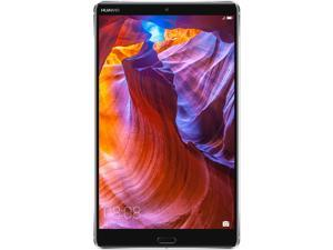 "Huawei MediaPad M5 HiSilicon Kirin 960 4 GB Memory 64 GB Flash Storage 8.4"" 2560 x 1600 Android 8.0 (Oreo) Tablet - Space Gray. ..."