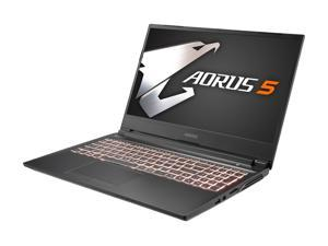 "Aorus 5 KB-7US1130SH - 15.6"" Gaming Laptop, Intel Core i7-10750H, GeForce RTX 2060, 16 GB DDR4, 512 GB SSD, Windows 10 Home - Only @ Newegg"