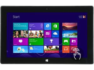 Microsoft Surface Pro 2 4th Generation Intel Core i5 4200U (1.60 GHz) 4 GB Memory Intel HD Graphics 4400 Touchscreen 1920 x 1080 Tablet Windows 8.1 Pro