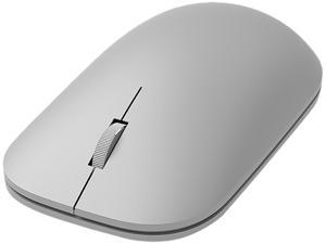 Microsoft Surface Bluetooth Mouse - Silver - WS3-00001
