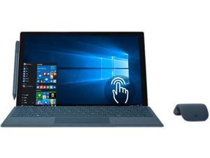 "Microsoft Surface Pro FKG-00001 Intel Core i7 7th Gen 7660U (2.50 GHz) 8 GB Memory 256 GB SSD 12.3"" Touchscreen 2736 x 1824 2-in-1 Tablet Windows 10 Pro 64-bit"
