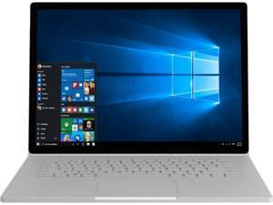 "Microsoft Surface Book 2 HN6-00001 Intel Core i7 8th Gen 8650U (1.90 GHz) 8 GB LPDDR3 Memory 256 GB SSD NVIDIA GeForce GTX 1050 13.5"" Touchscreen 3000 x 2000 Detachable 2-in-1 Laptop Windows 10 Pro Cr"