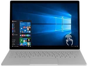 """Microsoft Surface Book with Performance Base 9E2-00001 Intel Core i7 6th Gen 6600U (2.60 GHz) 8 GB Memory 256 GB PCIe SSD NVIDIA GeForce GTX 965M 13.5"""" Touchscreen 3000 x 2000 Detachable 2-in-1 Laptop"""
