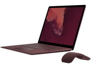 "Microsoft Laptop Surface Laptop 2 LQS-00024 Intel Core i7 8th Gen 8650U (1.90 GHz) 16 GB Memory 512 GB SSD Intel UHD Graphics 620 13.5"" Touchscreen Windows 10 Home 64-Bit - Burgundy"
