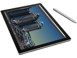 "Microsoft Surface Pro 4 9PY-00006 Intel Core i5 6th Gen 6300U (2.40 GHz) 4 GB Memory 128 GB SSD Intel HD Graphics 520 12.3"" Touchscreen 2736 x 1824 Detachable Grade B 2-in-1 Tablet Windows 10 Pro"