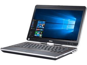 "DELL XT3 Intel Core i5 2nd Gen 2520M (2.50 GHz) 4 GB Memory 128 GB SSD 13.3"" Convertible Grade A 2-in-1 Laptop Windows 10 Pro 64-bit"