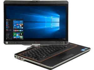 "DELL XT3 Intel Core i5 2nd Gen 2520M (2.50 GHz) 4 GB Memory 128 GB SSD 13.3"" Convertible Grade B 2-in-1 Laptop Windows 10 Pro 64-bit"