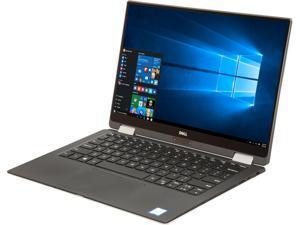 "DELL XPS 13-9365 Intel Core i7 7th Gen 7Y75 (1.30 GHz) 16 GB Memory 512 GB SSD 13.3"" Convertible Grade A 2-in-1 Laptop Windows 10 Pro 64-bit"