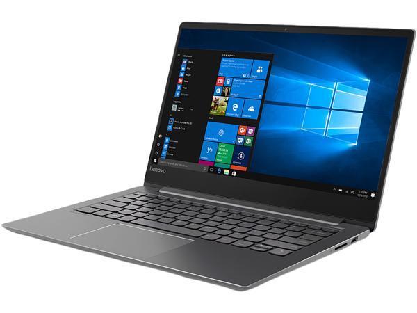 Lenovo Laptop IdeaPad 530s 81EU000GUS Intel Core i5 8th Gen 8250U (1.60 GHz) 8 GB Memory 256 GB SSD NVIDIA GeForce ...